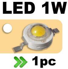 531/1# LED 1W Blanc pur--- 1PC