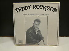 TEDDY ROCKSON Dans le silence d'un soir d'été GDM TR 001