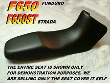 F650 Funduro seat cover BMW F650ST Strada 1993-2001 267