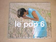 CD RARE / LE POP 6 / LES CHANSONS DE LA NOUVELLE SCENE FRANCAISE / NEUF CELLO