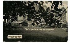Tappan NY - GERMAN MASONIC HOME - Dexter Press Postcard