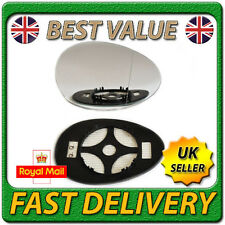 Right Driver Side Heated Electric Wing Mirror Glass for MINI COOPER BMW 2007 on