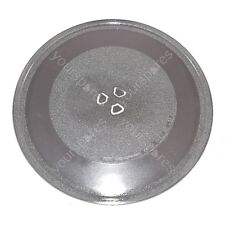 Microwave Turntable Glass 320mm Fits Morphy Richards and Panasonic Universal