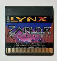 Atari Lynx - Zarlor Mercenary