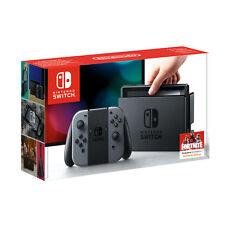 NINTENDO Switch Grau Spielekonsole, Grau