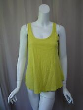 NWT New Pure Good Anthropologie Sleeveless Blouse Top size S