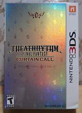 New! Theatrhythm Final Fantasy: Curtain Call [Collector's Edition](Nintendo 3DS)
