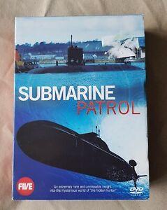 Submarine Patrol - Triple Pack (DVD, 2012) Part Series 2 & 3 NEW SEALED