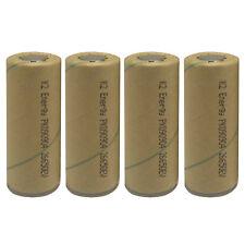 4x New K2 Energy 26650 3.2V 1500mAh High-Energy Rechargable Mobility Battery