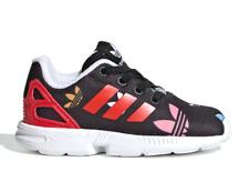Scarpe Bambini Adidas ZX Flux Limited Edition Senza Lacci Sneakers Tessuto Ortol