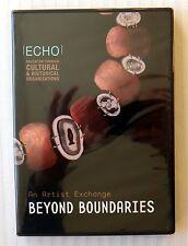 Beyond Boundaries ~ New DVD Movie Video ~ Native American Indian Art Jewelry