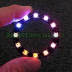 LED Ring 12 x WS2812B 5050 RGB Integrated Drivers Arduino 12 Bit Y46