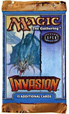 Magic the Gathering Invasion Factory Sealed Booster Pack