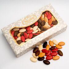 hiver nuances marron et rose chocolat dragées LUXE CADEAU DE MARIAGE sucreries