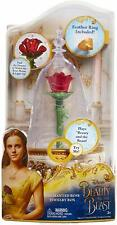 Disney Beauty & The Beast Live Action Enchanted Rose Jewelry Box Toy