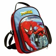 SPIDERMAN ISOTHERM BAG GAME FOR LUNCH - REF. 299