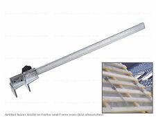 00380000 Lattenstichmaß 40cm Alu-Ausführung Skala von 15-40cm