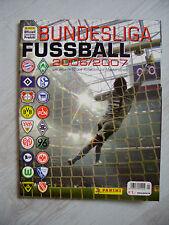 Panini Bundesliga  2006/2007: deutsches Leeralbum, top !!!