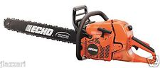 "Echo CS620P-27 Chainsaw 59.8 CC, 27"" Bar and Chain, Performance Cutting System"