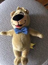 "Hanna Barbera Yogi Bear Boo Boo Plush 8"" Toy Plush COLLECTIBLE"