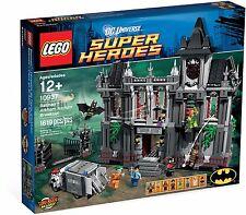NISB LEGO #10937 BATMAN ARKHAM ASYLUM BREAKOUT DC UNIVERSE SUPER HEROES + COMIC