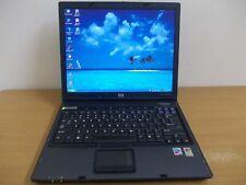 "2GB Dual Boot HP 15"" Laptop XP and Windows 2000 Fresh Install NewBatWkGr8 a4"