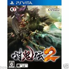 Toukiden 2 PS Vita PLAYSTATION SONY JAPANESE NEW JAPANZON