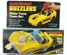 Electronic Guzzlers Corvette Vehicle Vintage 1980 Ideal