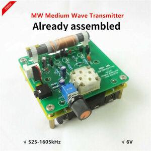 Assembled AMT-MW207 525-1605kHz MW Medium Wave Transmitter AM Radio Transmitter