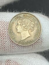 1896 Canada 5 Cents XF