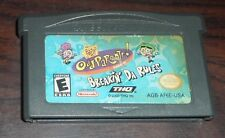 Nintendo GBA. The Fairly Oddparents Odd Parents. Breakin Da Rules. AGB-AF6E-USA