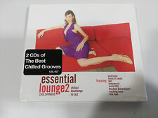 ESSENTIAL SALON 2 - 2 X CD 2006 CHILLOUT DOWNTEMPO NU JAZZ NEUF SCELLÉ NEUF