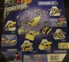 Pod di montaggio Set-Thunderbirds sono GO 90318 5 in 1 suoni di azione e di salvataggio Nuovo Con Scatola