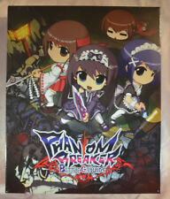 Phantom Breaker Sony Playstation Vita Collector's Edition Limited Run Games