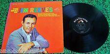 2 LP 30cm *THE BEST OF JIM REEVES + JIM REEVES ON STAGE*< RCA SP 2890 + LSP 4062