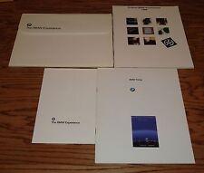 1994 BMW Owners Kit 94 Sales Brochure M3 M5 525