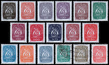 Portugal Scott 615-631 (1943) Mint/Used NH/H VF Complete Set, CV $106.60 B