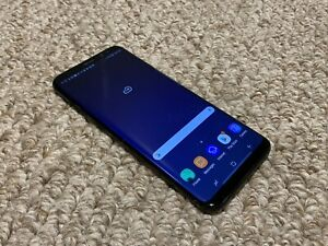 Samsung Galaxy S8+ SM-G955U - 64GB - Orchid Gray (Sprint) Smartphone