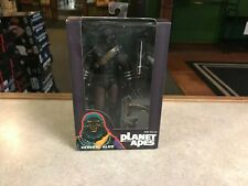 "2015 NECA Planet of the Apes GENERAL ALDO SDCC Exclusive 7"" Inch Figure MOC"
