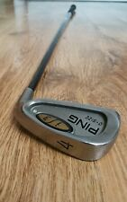 Ping i3 O-Size Silver Dot 4 iron Graphite S