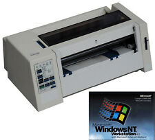A4 +A5 Printer Dot Printer Lexmark 2380 Single Sheet And Endless For Windows