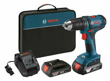 Bosch 18-Volt Lithium-Ion 1/2-in Variable Speed Cordless Compact Drill/Driver (D