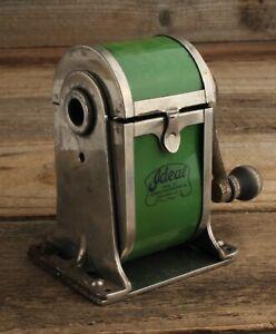 Vintage Ideal Pencil Sharpener