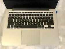 MacBook Pro 13 Retina display