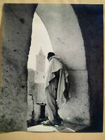Photo orientaliste grand format années 1950 - 1960 Maroc? Boubat ? Charbonnier ?
