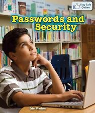 Passwords and Security (Stay Safe Online)-ExLibrary