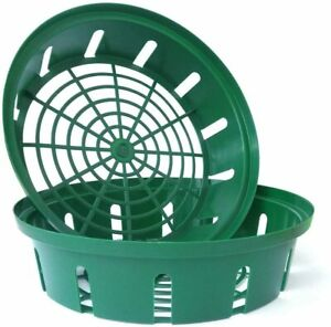 Small Round Planting Bulb Baskets 22cm