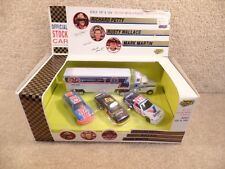 New 1992 Road Champs 1:64 Diecast NASCAR Richard Petty Rusty Wallace Mark Martin