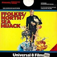 "Film Super 8: Les Loups de Haute Mer ""Ffolkes North Sea Hijack"""