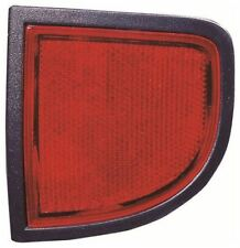 Mitsubishi L200 2006-2016 Red Rear Reflector O/S Drivers Right